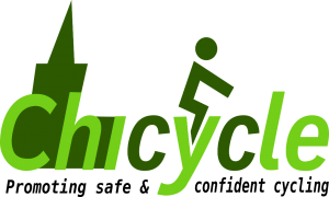 Redrawn copy of ChiCycle Logo