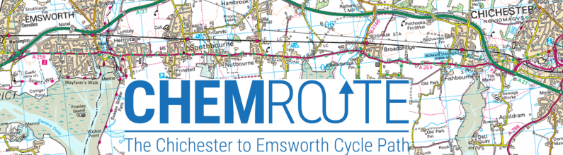 Have Approved Plans Already Ended the Future for Cycleways to the West of Chichester? It looks like they may have!