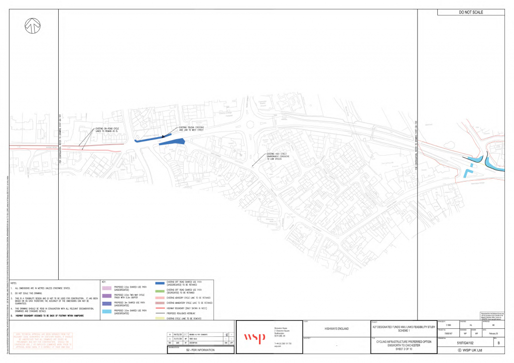 Emsworth Plans 2 of 10